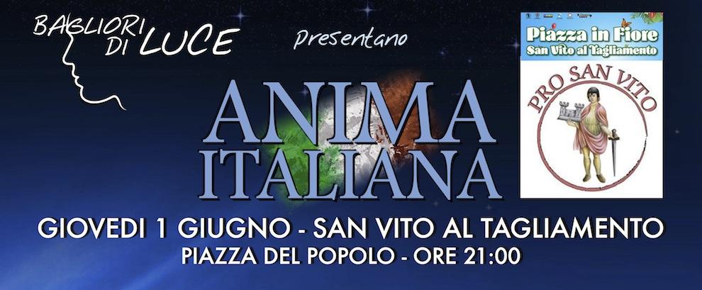 Anima Italiana-S.Vito 2017