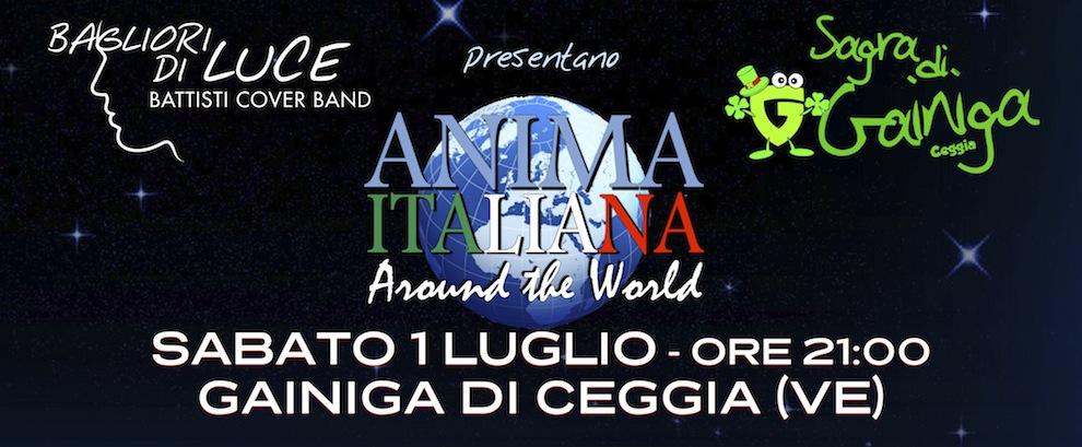 Around the world-Gainiga